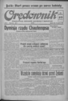 Orędownik: ilustrowany dziennik narodowy i katolicki 1938.01.15 R.68 Nr12