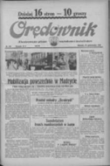 Orędownik: ilustrowane pismo narodowe i katolickie 1936.10.25 R.66 Nr249