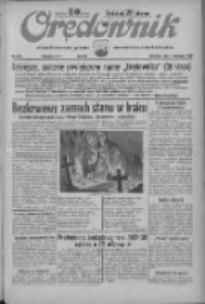 Orędownik: ilustrowane pismo narodowe i katolickie 1936.11.01 R.66 Nr255