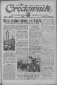Orędownik: ilustrowane pismo narodowe i katolickie 1936.11.10 R.66 Nr262