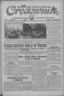 Orędownik: ilustrowane pismo narodowe i katolickie 1936.11.13 R.66 Nr265