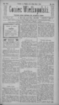 Goniec Wielkopolski: najtańsze pismo codzienne dla wszystkich stanów 1884.05.30 R.8 Nr124