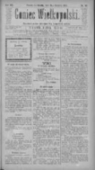 Goniec Wielkopolski: najtańsze pismo codzienne dla wszystkich stanów 1884.06.21 R.8 Nr141