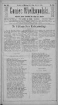Goniec Wielkopolski: najtańsze pismo codzienne dla wszystkich stanów 1884.06.24 R.8 Nr143