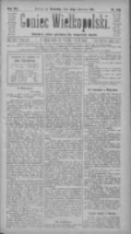Goniec Wielkopolski: najtańsze pismo codzienne dla wszystkich stanów 1884.06.29 R.8 Nr148
