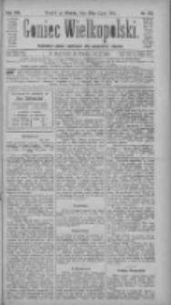 Goniec Wielkopolski: najtańsze pismo codzienne dla wszystkich stanów 1884.07.29 R.8 Nr173