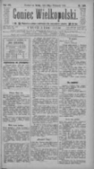 Goniec Wielkopolski: najtańsze pismo codzienne dla wszystkich stanów 1884.09.24 R.8 Nr220