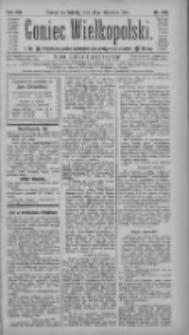 Goniec Wielkopolski: najtańsze pismo codzienne dla wszystkich stanów 1884.09.27 R.8 Nr223