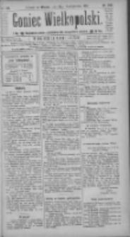 Goniec Wielkopolski: najtańsze pismo codzienne dla wszystkich stanów 1884.10.21 R.8 Nr243