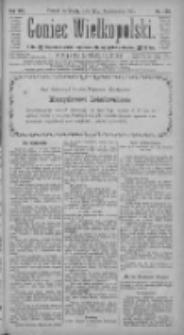 Goniec Wielkopolski: najtańsze pismo codzienne dla wszystkich stanów 1884.10.29 R.8 Nr250