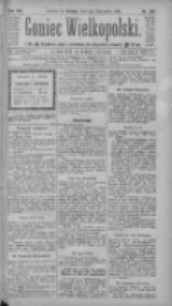 Goniec Wielkopolski: najtańsze pismo codzienne dla wszystkich stanów 1884.11.01 R.8 Nr253