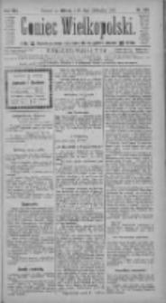 Goniec Wielkopolski: najtańsze pismo codzienne dla wszystkich stanów 1884.11.04 R.8 Nr254