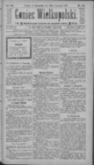 Goniec Wielkopolski: najtańsze pismo codzienne dla wszystkich stanów 1884.11.27 R.8 Nr274