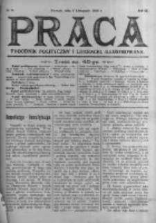 Praca: tygodnik polityczny i literacki, illustrowany. 1905.11.05 R.9 nr45