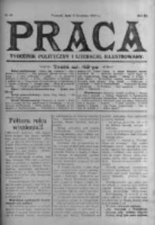 Praca: tygodnik polityczny i literacki, illustrowany. 1905.12.03 R.9 nr49