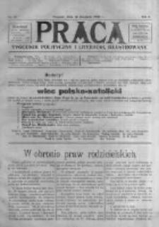 Praca: tygodnik polityczny i literacki, illustrowany. 1906.12.16 R.10 nr50