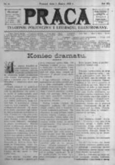 Praca: tygodnik polityczny i literacki, illustrowany. 1908.03.08 R.12 nr10