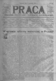 Praca: tygodnik polityczny i literacki, illustrowany. 1910.01.09 R.14 nr2