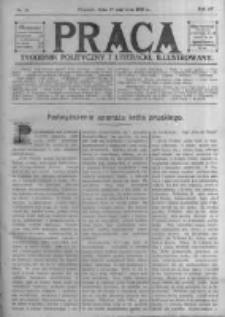 Praca: tygodnik polityczny i literacki, illustrowany. 1910.06.19 R.14 nr25