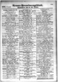 Armee-Verordnungsblatt. Verlustlisten 1916.05.13 Ausgabe 976