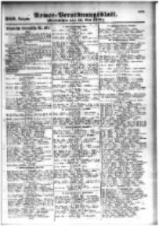 Armee-Verordnungsblatt. Verlustlisten 1916.05.16 Ausgabe 980