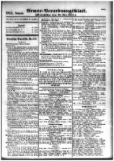Armee-Verordnungsblatt. Verlustlisten 1916.05.18 Ausgabe 983
