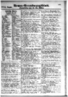 Armee-Verordnungsblatt. Verlustlisten 1916.05.18 Ausgabe 984