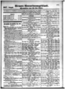 Armee-Verordnungsblatt. Verlustlisten 1916.05.20 Ausgabe 987