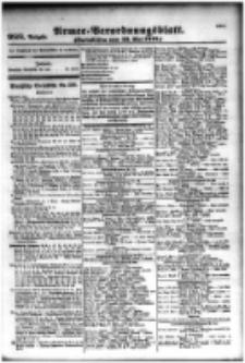 Armee-Verordnungsblatt. Verlustlisten 1916.05.22 Ausgabe 988