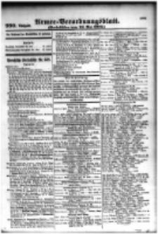 Armee-Verordnungsblatt. Verlustlisten 1916.05.24 Ausgabe 990