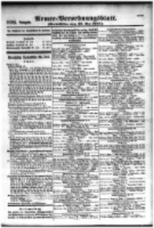 Armee-Verordnungsblatt. Verlustlisten 1916.05.29 Ausgabe 996