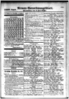 Armee-Verordnungsblatt. Verlustlisten 1916.06.03 Ausgabe 1000