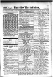 Armee-Verordnungsblatt. Verlustlisten 1916.06.13 Ausgabe 1009