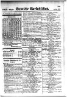 Deutsche Verlustlisten 1916.06.14 Ausgabe 1010