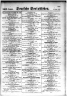 Deutsche Verlustlisten 1916.06.14 Ausgabe 1011