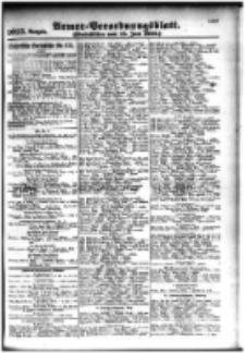 Armee-Verordnungsblatt. Verlustlisten 1916.06.15 Ausgabe 1013
