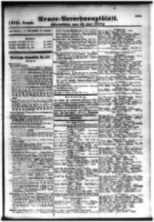 Armee-Verordnungsblatt. Verlustlisten 1916.06.17 Ausgabe 1016