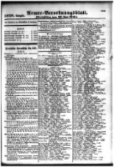 Armee-Verordnungsblatt. Verlustlisten 1916.06.20 Ausgabe 1020