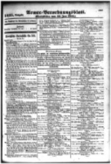 Armee-Verordnungsblatt. Verlustlisten 1916.06.23 Ausgabe 1025