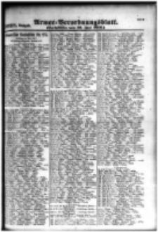 Armee-Verordnungsblatt. Verlustlisten 1916.06.26 Ausgabe 1028