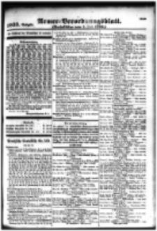 Armee-Verordnungsblatt. Verlustlisten 1916.07.01 Ausgabe 1033