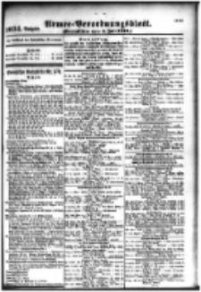 Armee-Verordnungsblatt. Verlustlisten 1916.07.03 Ausgabe 1034