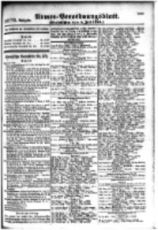 Armee-Verordnungsblatt. Verlustlisten 1916.07.05 Ausgabe 1036