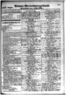 Armee-Verordnungsblatt. Verlustlisten 1916.07.06 Ausgabe 1037