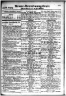 Armee-Verordnungsblatt. Verlustlisten 1916.07.08 Ausgabe 1039