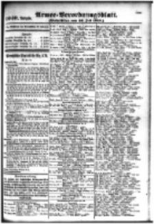 Armee-Verordnungsblatt. Verlustlisten 1916.07.10 Ausgabe 1040