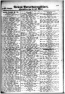 Armee-Verordnungsblatt. Verlustlisten 1916.07.11 Ausgabe 1042
