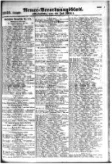 Armee-Verordnungsblatt. Verlustlisten 1916.07.14 Ausgabe 1046