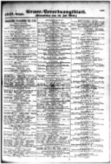Armee-Verordnungsblatt. Verlustlisten 1916.07.15 Ausgabe 1048