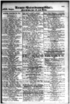 Armee-Verordnungsblatt. Verlustlisten 1916.07.17 Ausgabe 1050